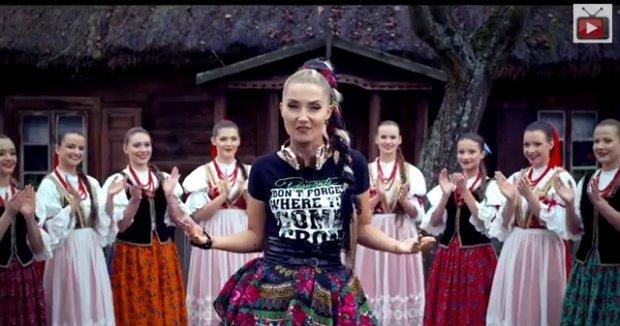 Teledysk 'My Słowianie'