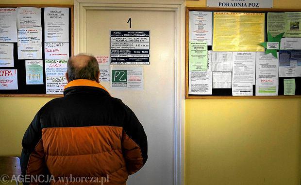 Pacjent w Jastrzębiu-Zdroju nie dostał się do lekarza