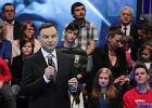 """Program Dudy plagiatem programu Komorowskiego? Kandydat PiS na prezydenta """"zdumiony"""" zarzutem"""