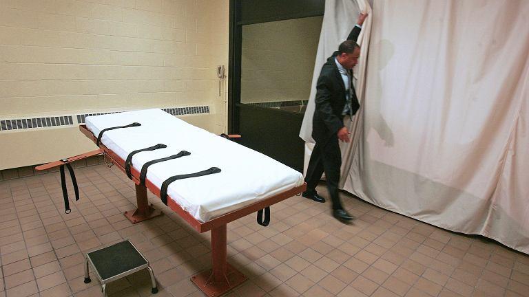Kara śmierci (zdjęcie ilustracyjne)