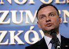 Andrzej Duda: To, co mówiłem w kampanii, to nie były obietnice wyborcze