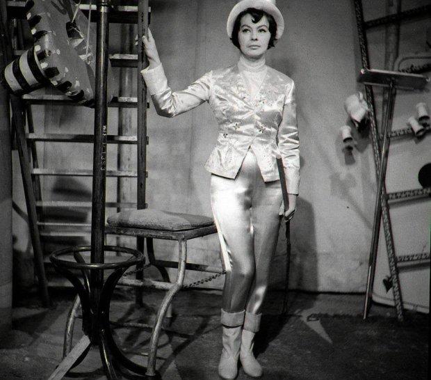 Danuta Szaflarska w filmie