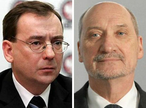 Mariusz Kamiński, Antoni Macierewicz