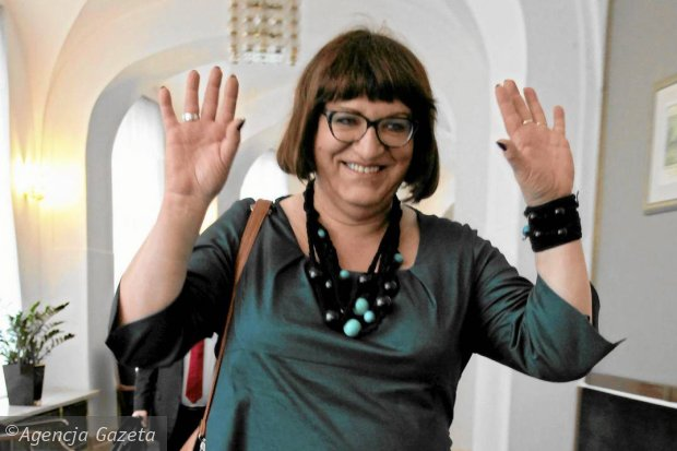 Posłanka Anna Grodzka rozważa<br /> start w wyborach prezydenckich