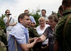 """Donbas żąda od separatystów zakończenia wojny. """"Zabierajcie się stąd wszyscy!"""""""