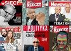 Groźny papież, ślub Korwina i Kaczyńskiego, dziki Tusk. O tych okładkach tygodników mówiliśmy w 2014 roku