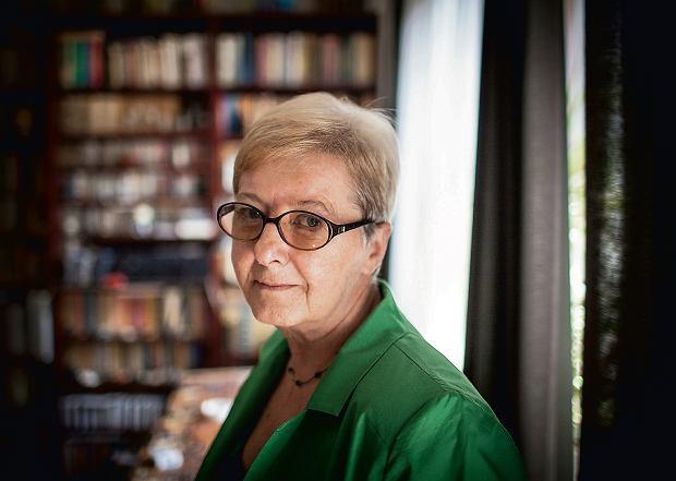 Mirosława Marody - socjolog, kierowniczka Zakładu Psychologii Społecznej Uniwersytetu Warszawskiego