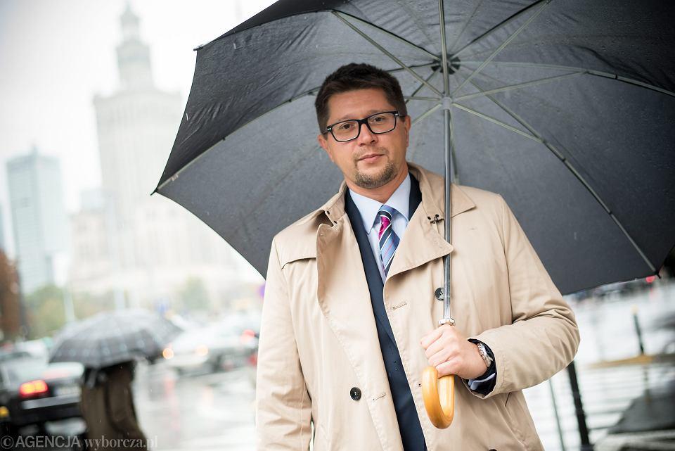 Sędzia Wojciech Łączewski: Po ułaskawieniu Mariusza Kamińskiego poczułem, że prezydent przyznał sądowi rację. Nie ułaskawia się niewinnych