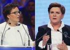 Przedwyborcza debata Kopacz - Szydło w najbliższy poniedziałek