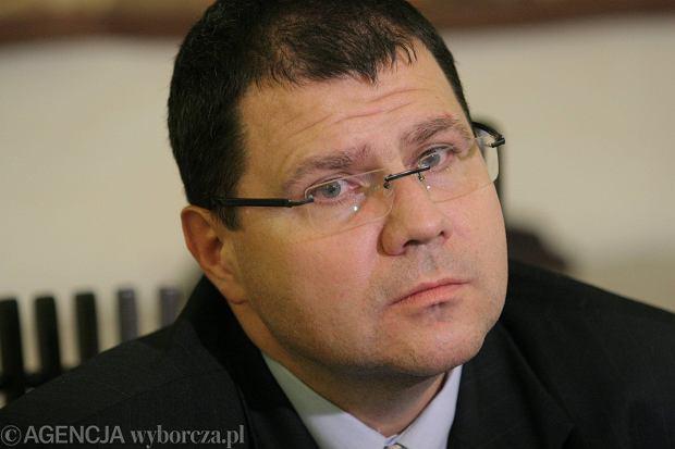 prof. UKSW dr hab. Mariusz Muszyński