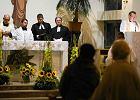 Łódzcy duchowni różnych wyznań w modlitwie za uchodźców
