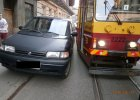 MPK Łódź. Źle zaparkowane auta blokują tramwaje [ZDJĘCIA]