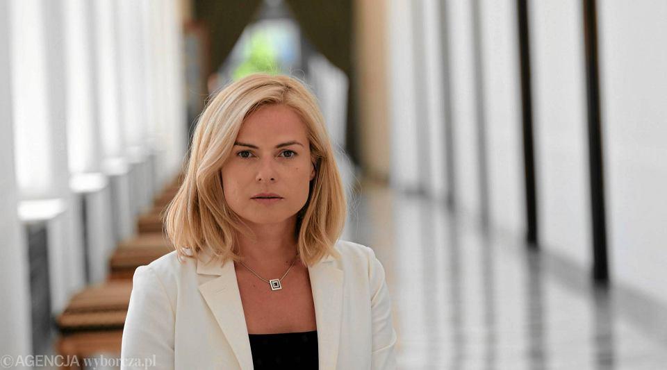 Posłanka Nowoczesnej Joanna Schmidt