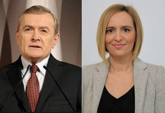 Prof. Gliński występował w programie Karoliny Lewickiej. Kilka godzin później dziennikarka została zawieszona