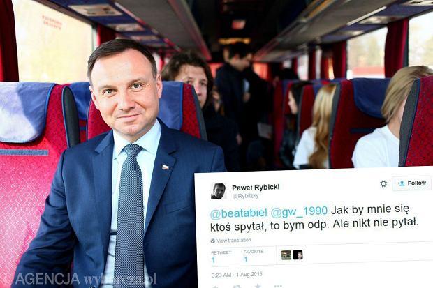 Andrzej Duda | Paweł Rybicki