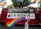 Marsz równości przeszedł przez Poznań [ZDJĘCIA]