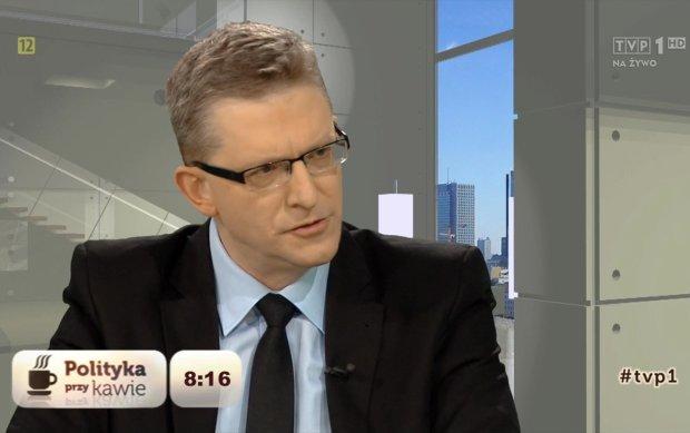 Grzegorz Braun w programie