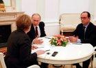 Słabe karty Berlina i Paryża w negocjacjach z Moskwą