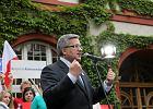 Prezydent Komorowski: IV RP nie wróci