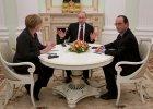 Moskiewska misja Merkel i Hollande'a. Co przyniesie? Wciąż nie wiadomo
