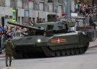 Czołgi T-14 Armata w całej okazałości. Rosjanie wreszcie zdjęli brezent