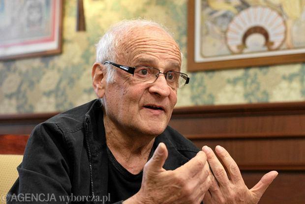 Leszek Leo Kantor, dyrektor Międzynarodowego Festiwalu Filmów Dokumentalnych