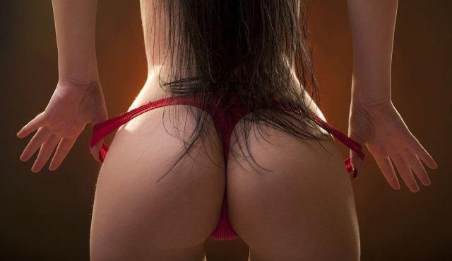 Kobiece pośladki to dla wielu mężczyzn najbardziej podniecająca część jej ciała