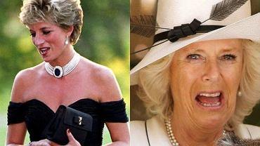 Princess Camilla copied the style of Princess Diana