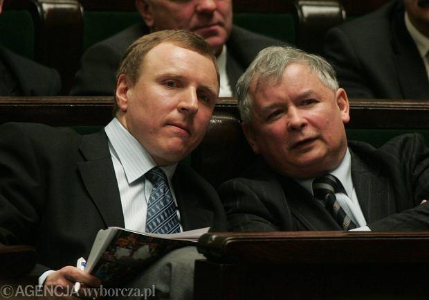 Kurski o Kaczyńskim: Niewiarygodny, nie chciał realizować programu własnej  partii