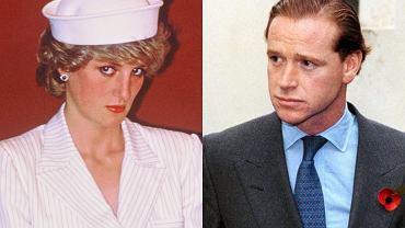 Księżna Diana / James Hewitt
