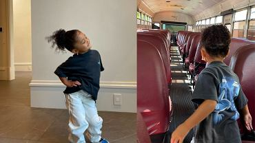 Stormi Webster received an unusual gift from Travis Scott