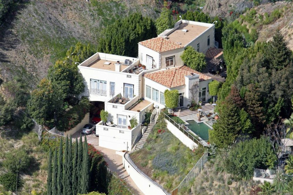 Brittany Murphy's house
