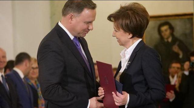 Marlena Maląg została nowym ministrem rodziny, pracy i polityki społecznej