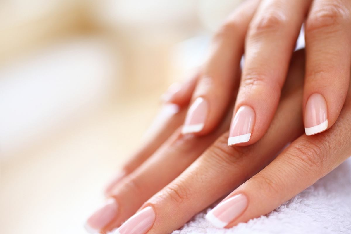 Moda Na French Manicure