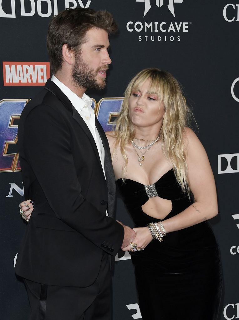 Miley Cyrus i Liam Hemswoth