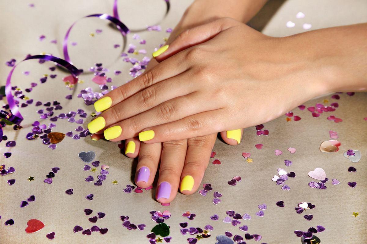 Paznokcie Na Sylwestra Jaki Manicure Bedzie Najlepszy