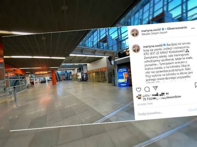 Jak działają procedury bezpieczeństwa na lotnisku? Wojciechowska mówi, że nikt nie kontroluje podróżnych