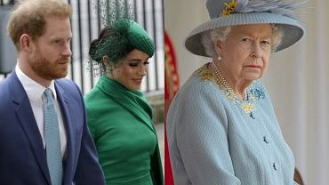 Queen Elizabeth will react to the attacks of Meghan Markle and Prince Harry
