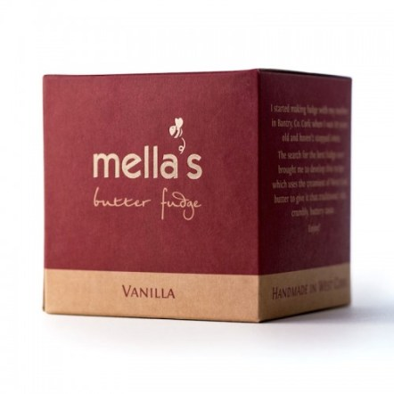 Mella's Butter Fudge