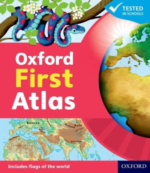 The Oxford First Atlas is an accessible and informative atlas for young learners in their first years at school. It is completely up-to-date, and features accurate and easy-to-read colourful mapping presented in an accessible visual layout based on research into how young children use maps. It encourages children to learn about their world and develop atlas and map skills. It includes: * A simple introduction to Planet Earth and places around the world * Clear and colourful maps of the world and all the continents * Clear and colourful thematic maps showing coasts, rivers, mountains, the weather, environments, cities, animals, and holidays * Colourful photographs * Fascinating facts about places and people * Questions that encourage children to think and engage with the maps. The Oxford First Atlas is accompanied by a Teacher's Handbook for practical page-by-page guidance on using the atlas, an Activity Book for independent work to develop map skills, and an e-Atlas CD-ROM providing an interactive version of the atlas for whole-class display.