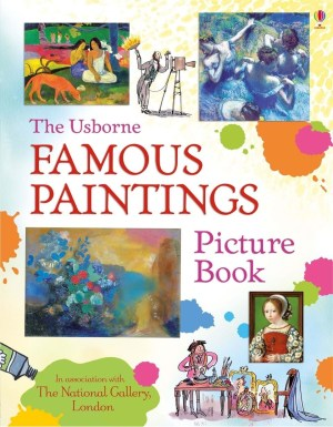 Discover some of the most famous paintings in the world, from da Vinci's Mona Lisa to Degas's Blue Dancers, in this beautifully illustrated information book published in association with the National Gallery, London. With contents and index pages for easy reference, and links to specially selected websites to take virtual tours of art galleries.