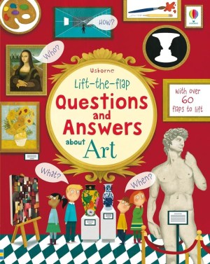 What's the point of art? Why do artists draw themselves? Who were the Impressionists? Discover the answers to these questions and many more in this entertaining information book, containing over 60 flaps to lift. A great introduction to art for inquisitive young children, with links to specially selected websites for more information.