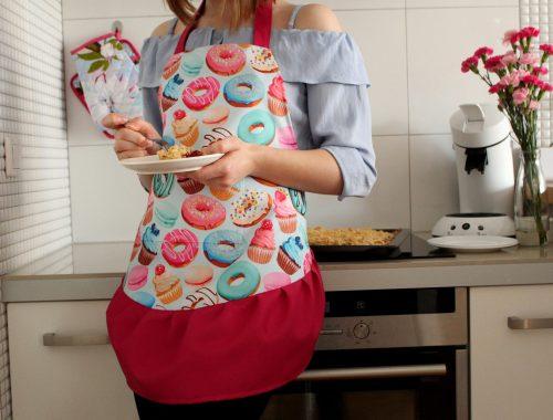 fartuch kuchenny jak uszyć