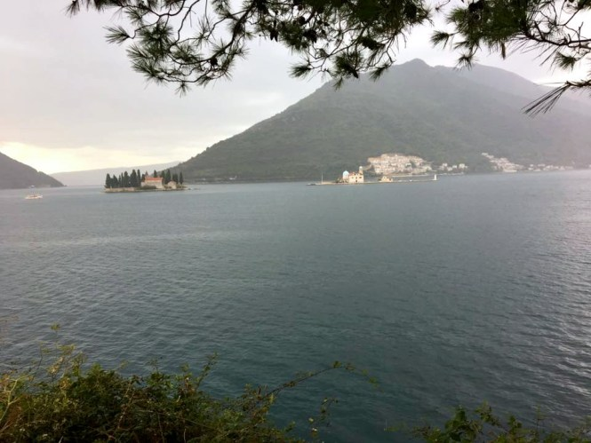 Travel to Perast