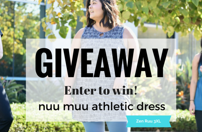 giveaway nuu muu athletic dress