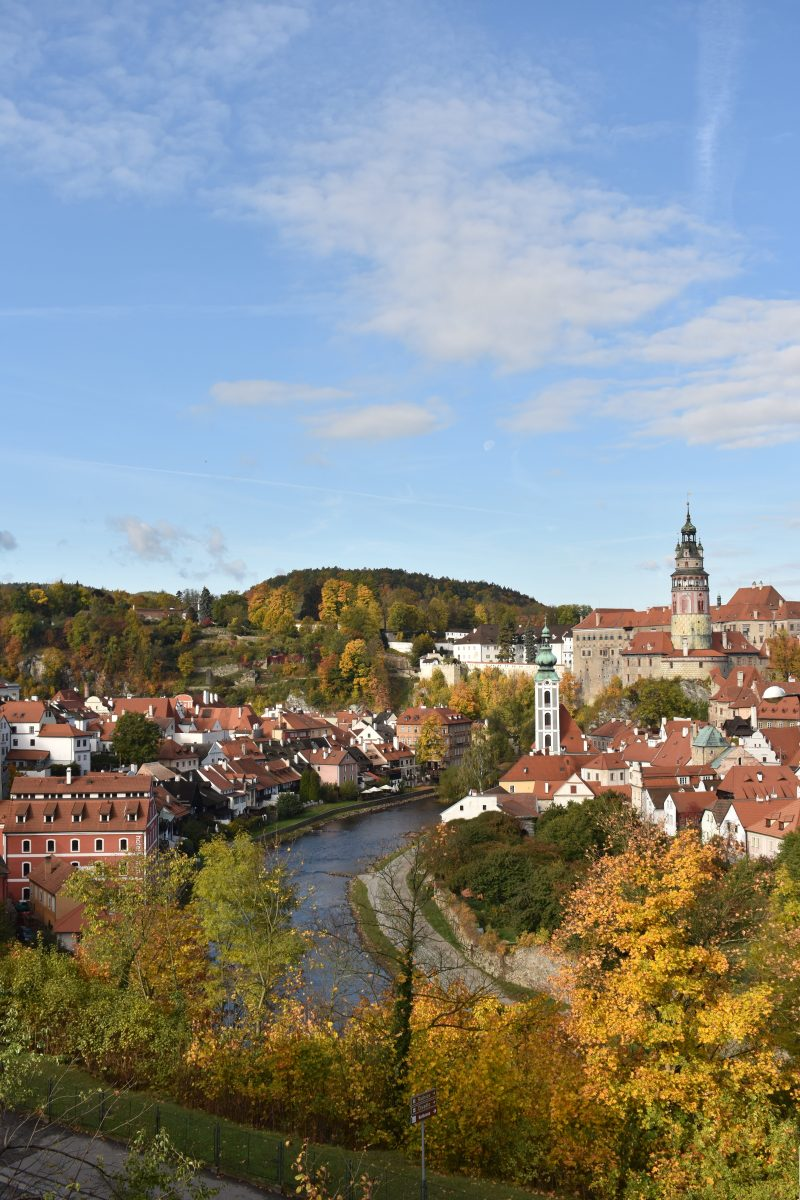 World's Most Fairytale town: Quick guide to CESKY KRUMLOV