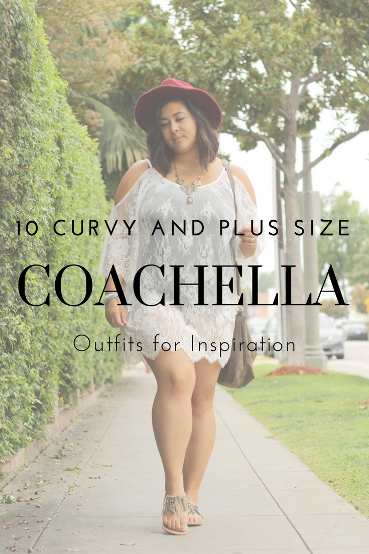 beca4f2900df MAJOR plus size curvy Coachella outfit inspiration  Blogger round up  -  biancakarina