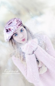 Snow, Blowing Snow, Photography, Pink