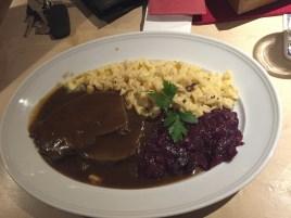 Paulaner Bräuhaus - Innenstadt - bayerisches Restaurant - München -109