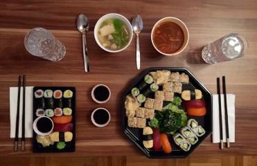 Wok - Sushi - Lieferheld - Lieferdienst - 3